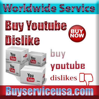 Buy Youtube Dislike