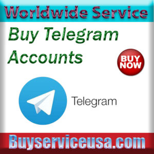Buy Telegram Accounts