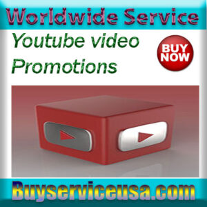 youtube video promotions