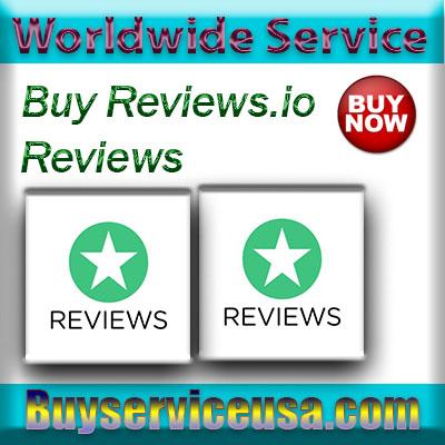 Buy Reviews.io reviews