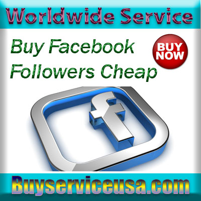 buy facebook followers cheap