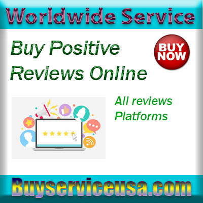 Buy Positive Reviews Online